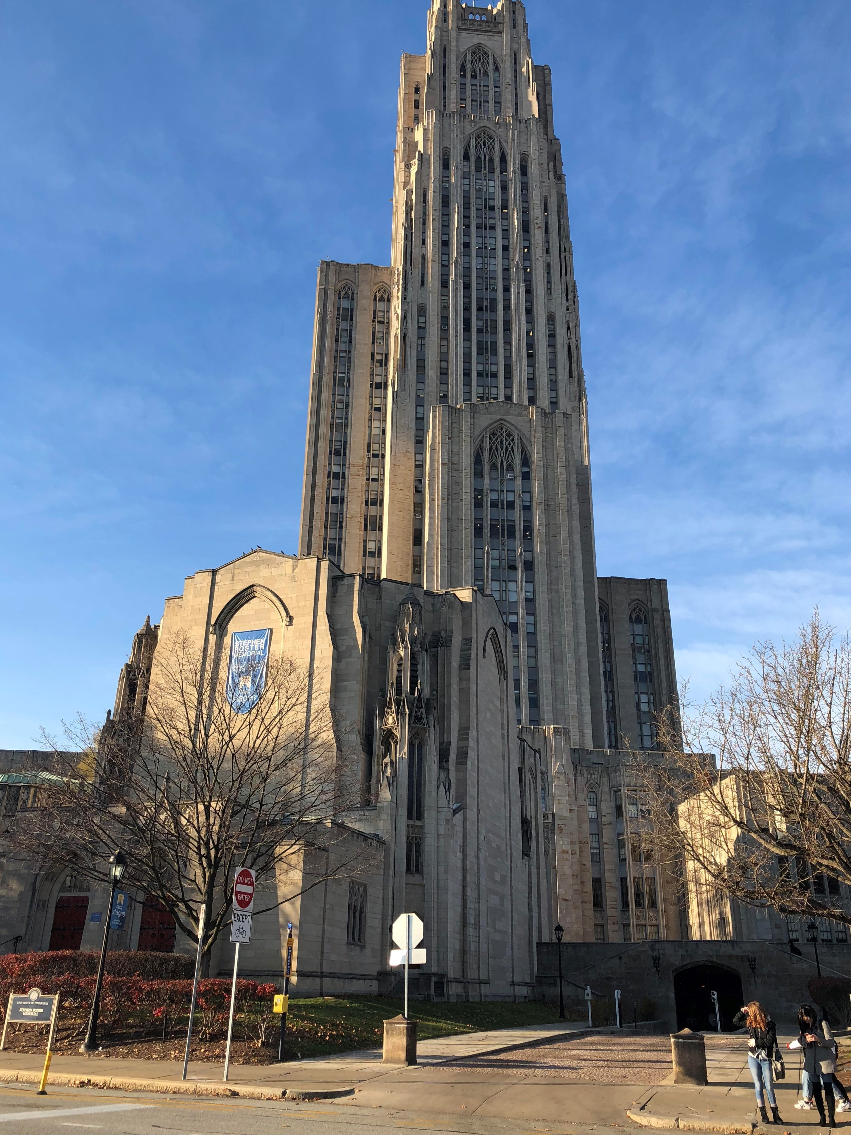 Pitt Cathedral of Learning