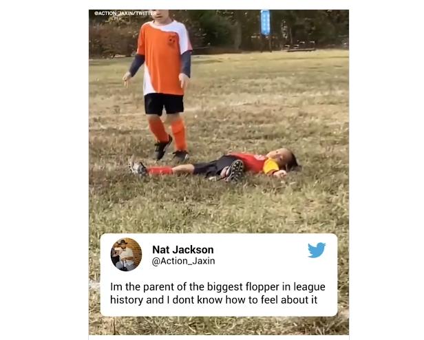 Soccer Flopper