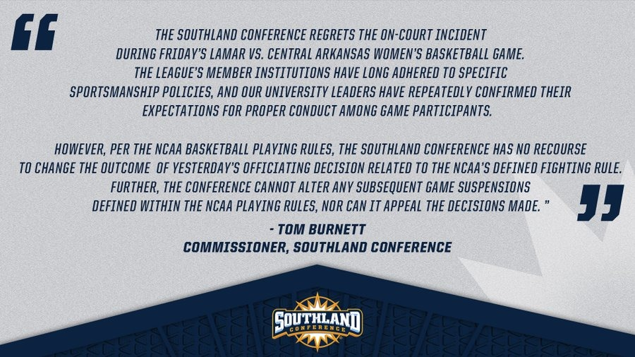 Southland statement