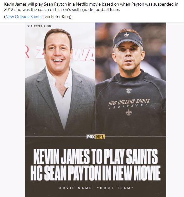 Saints Coach